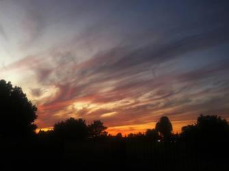 Paralytic Sunset by xStormArashix