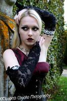 Hexabelle - La Rose Couture 5 by ElizabethChiyoko
