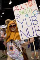 Yub nub by ColinPortfolio