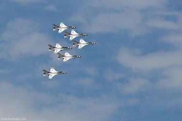 Thunderbirds by ColinPortfolio