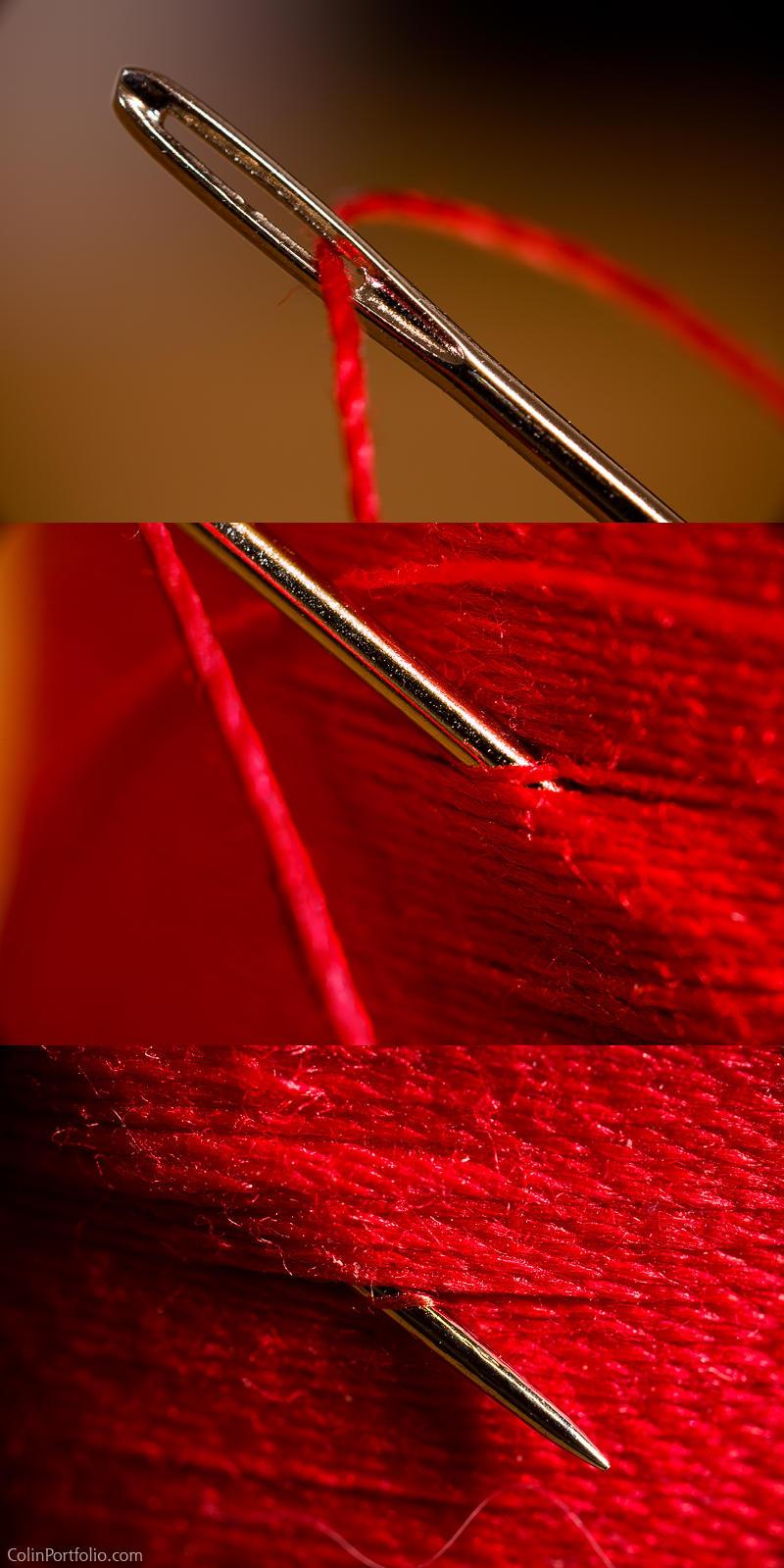 A Haystack in a Needle by ColinPortfolio