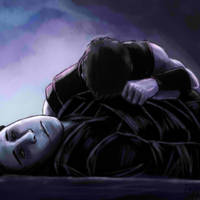 Spoiler Infinity War: Loki Odinson by elf-artist87