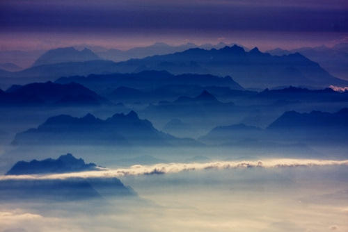 Alpine landscape by gregbajor