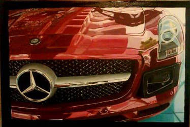 ACRYLIC PAINTINGS 90X60 CANVAS by yalmaose