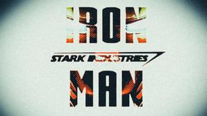 Iron Man Old Projector Wallpaper by planckera