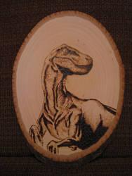 A Dino by gretzkyfan99