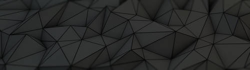 Low Poly Dual Screen Wallpaper by unscenemedia