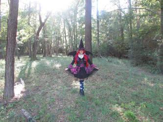 Miss Midnight/Charlotte Sakura Cosplay 6 by chizurumashiro21