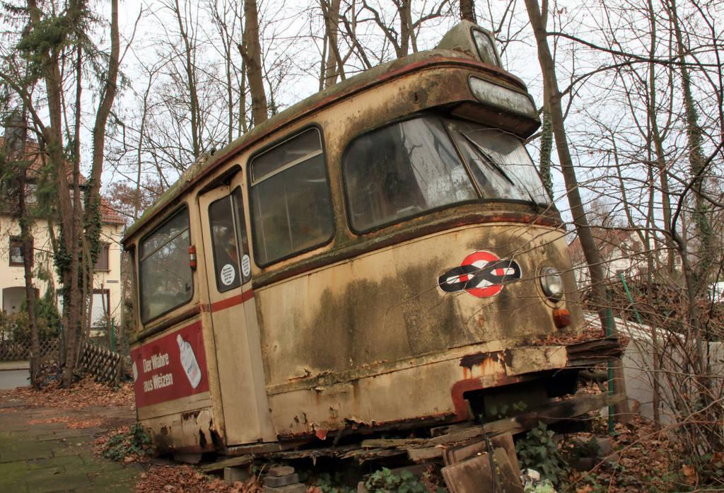 Tram head by Eisenmann1987