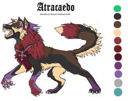 My BBA character - Atracaedo by Farumir
