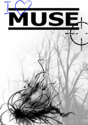 I Heart Muse Poster by Iwanttochangemyname
