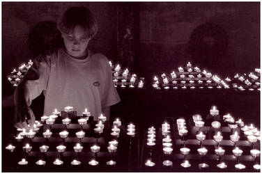 light a candle for me by dnr