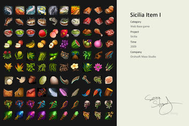 Sicilia Item II by cseec