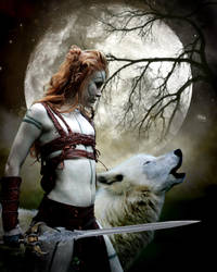 Hunters Moon by Pygar