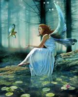 Lake Fairy by Pygar