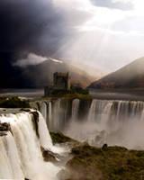 Castle Falls by Pygar