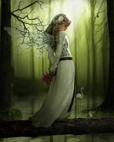 Green Fairy by Pygar