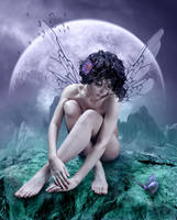 Moon Fairy by Pygar