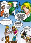 Zelda girls r friends by leadpoint