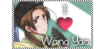 APH-Wang Yao stamp by Tokis