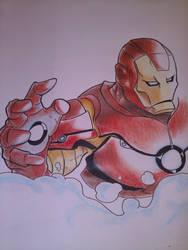 Iron man by Blastalex