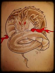 Dragon by Blastalex