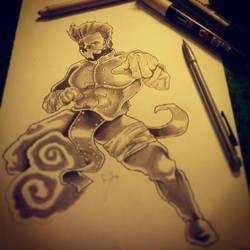 Ninja by Blastalex
