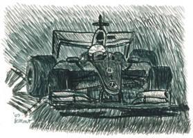 McLaren F1 by CutePigTail