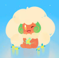 C: Whimsicott by ieafy