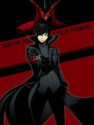 Joker (Persona 5) by Ruzel22