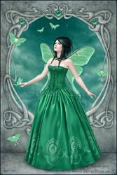 Birthstones - Emerald by twosilverstars