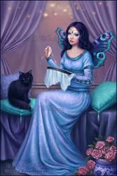 Ariadne by twosilverstars