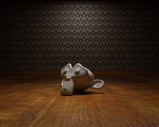 Susanna on the Floor by SmartDen