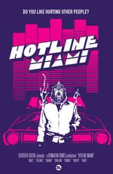 Hotline Miami by Jz113