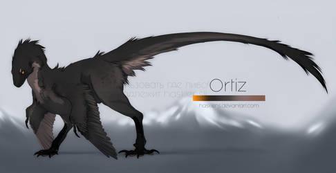 Ortiz | Concept Art by Haskiens