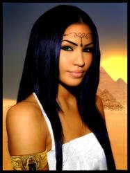 Egyptian Princess by Cronos1989