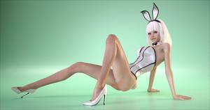 3r0t1c4 White Rabbit by 3r0t1c4
