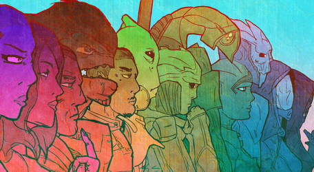 The Dream Team by CaptainKharma