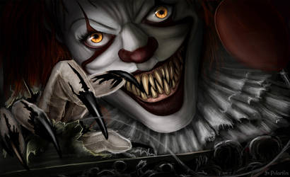 Pennywise by SvPolarFox