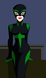 Jade by redpyrocat