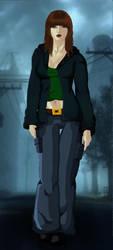 Batman Arkham City Jade by redpyrocat