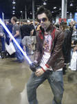 CCC2012: Travis Touchdown by Blackout-Resonance