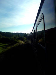 From train by wholy