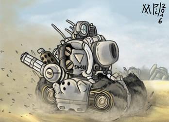 super vehicle 001 by meatboom