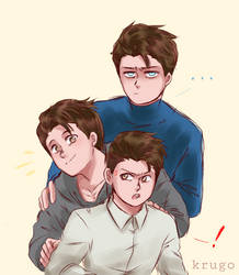 The Connors  by krugo