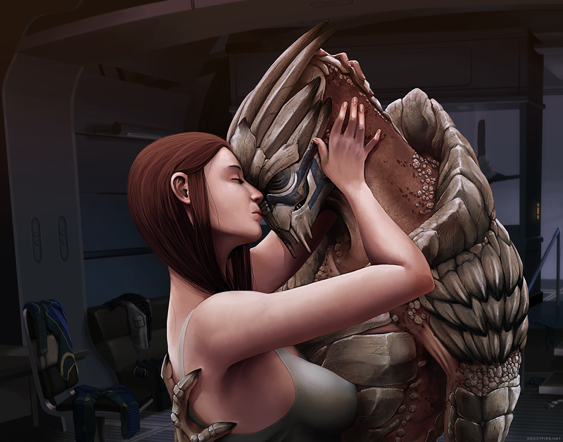 Mass Effect - After the Reaper by ghostfire