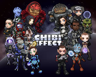 Chibi Effect by ghostfire