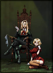 Hellsing - Chained by ghostfire