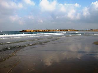Herzliya Beach(8) by lchanichan