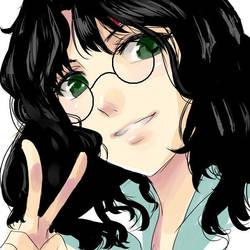 Harriet Potter by SlyGoddess
